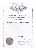Свидетельство о гос регистрации программы для ЭВМ Логомер 2