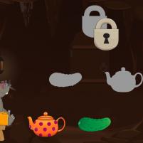 В пещере у крота
