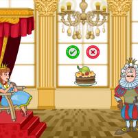 Игра «Капризная Марта»