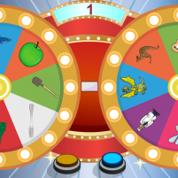 Игра «Крутись, колесо!»