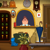 Игра «Бюро находок»