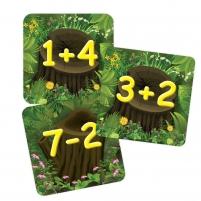 Пример карточек из набора «Пень за пнем»