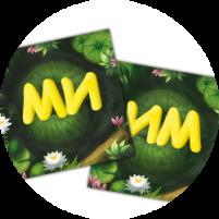 Игра «Работа с прямыми и обратными слогами»