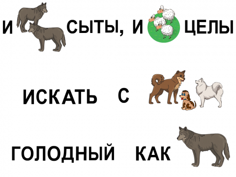 «Фразеологизмы. 3.», бесплатное пособие для русского языка