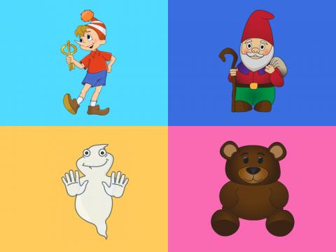 «Игры и игрушки - 2», бесплатное пособие для логики, мышления, внимания