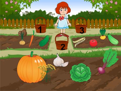«Машин урожай», бесплатное пособие для лексических тем