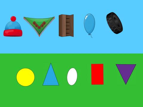 «Назвать предметы по порядку», бесплатное пособие для автоматизации звуков