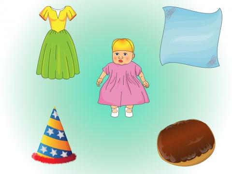 «О чем мечтает (думает) кукла», бесплатное пособие для автоматизации звуков