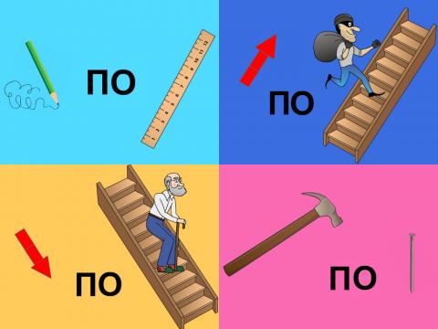 «ПО чему?», бесплатное пособие для грамматических категорий