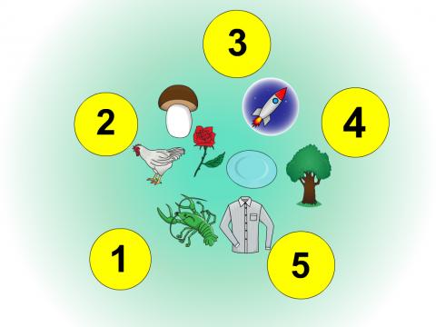 «Посчитай -ка», бесплатное пособие для грамматических категорий