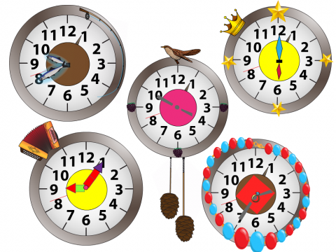 «Повелитель времени», бесплатное пособие для математики, счета