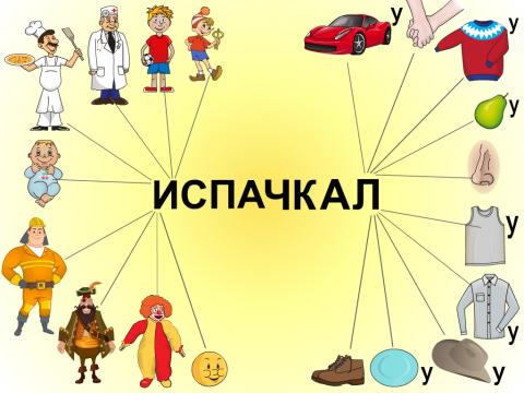 «Занимаюсь с аутёнком», бесплатное пособие для грамматических категорий