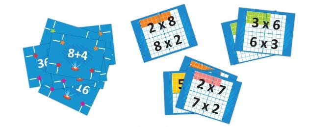 Игра «Угадай умножение»