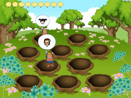 Развивающая игра «Близкие родственники»