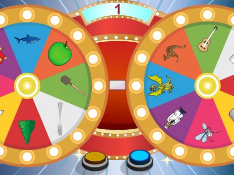 Развивающая игра «Крутись, колесо!»