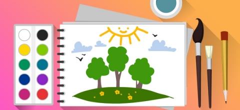 Создание уникальной базы методических пособий с помощью программы «Конструктор картинок». Новые возможности