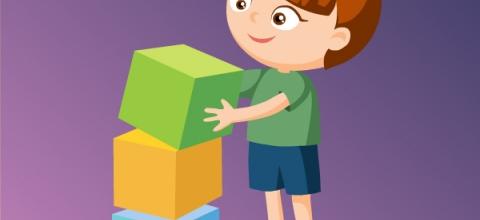 Практические приемы развития пространственных представлений у детей дошкольного и младшего школьного возраста