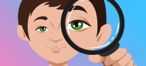 Речевое экспресс-обследование дошкольников с ОВЗ с помощью интерактивных пособий