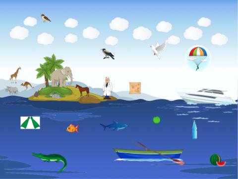 «Катер и Лодка», бесплатное пособие для автоматизации звуков