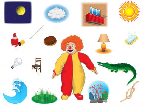 «Клоун Лаврушка», бесплатное пособие для автоматизации звуков
