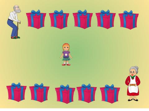 «Подарки. Автоматизация Ш», бесплатное пособие для автоматизации звуков
