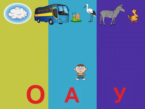«Помоги малышу», бесплатное пособие для звукового анализа слова