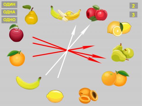 «Странный часы», бесплатное пособие для математики, счета