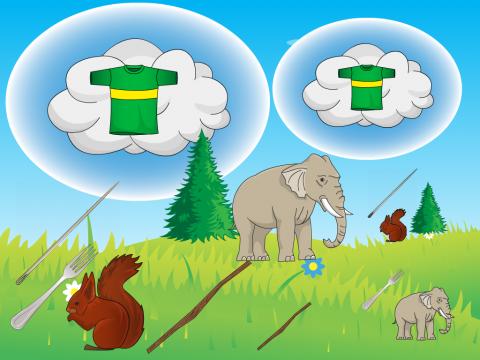«Волшебные облака», бесплатное пособие для автоматизации звуков